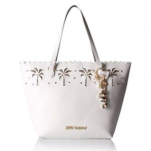 New Betsey Johnson Coconuts About You Tote Bag